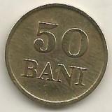 ROMANIA 50 BANI 1947 [1] XF++, livrare in cartonas - Moneda Romania, Cupru-Nichel