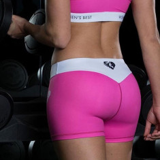 N539-55 Compleu sport ce include bustiera si pantaloni scurti - Top dama, Marime: S, M, M/L
