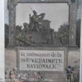 La Naissance De La Souverainete Nationale (cu Numeroase Imagi - Colectiv, 402114 - Istorie