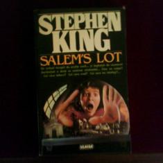 Stephen King Salem's Lot - Carte Horror, An: 1995, Nemira