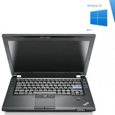 Laptop Refurbished Lenovo ThinkPad L420, i3-2310M, Win 10 Home - Laptop Lenovo, Intel Core i3