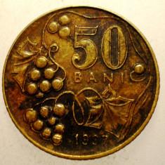 2.489 MOLDOVA 50 BANI 1997, Europa