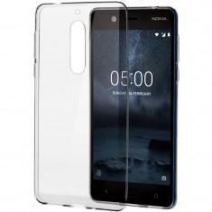 Husa Protectie Spate Nokia Slim Crystal Transparent pentru Nokia 5