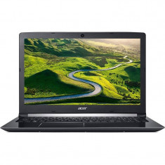 Laptop Acer Aspire A515-41G 15.6 inch Full HD AMD A12-9720P 4GB DDR4 256GB SSD AMD Radeon RX 540 2GB Linux Black