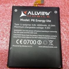 Acumulator Allview P6 Energy Lite original nou, Li-ion