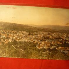 Ilustrata Saliste - Centru, circulat 1912, Ed. N.Tintea - Carte Postala Transilvania 1904-1918, Circulata, Printata