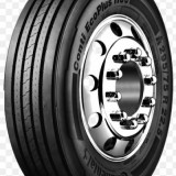 Anvelopa vara CONTINENTAL Conti EcoPlus HS3 315/80 R22.5 156/150L - Anvelope camioane