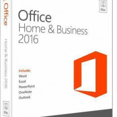 Microsoft Office 2016 Home&Business for Mac English - Aplicatie PC