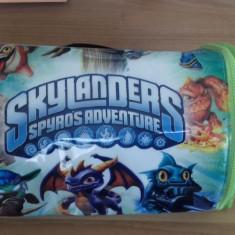 Skylanders - Geanta pentru figurine si portal Skylanders - Figurina Povesti