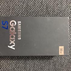 Samsung Galaxy S7 Gold Platinum - Telefon Samsung, Auriu, 64GB, Neblocat, Single SIM