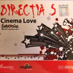 Directia 5 - Cinema Love (1 CD) - Muzica Rock cat music