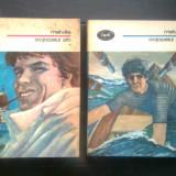 Herman Melville - Cojocelul alb (2 vol.), (Editura Minerva, 1976; colectia BPT) - Roman