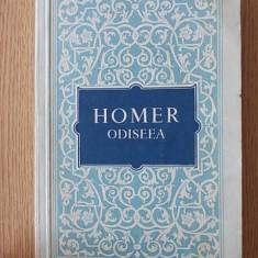 HOMER- ODISEEA, traducere de Murnu - Carte mitologie