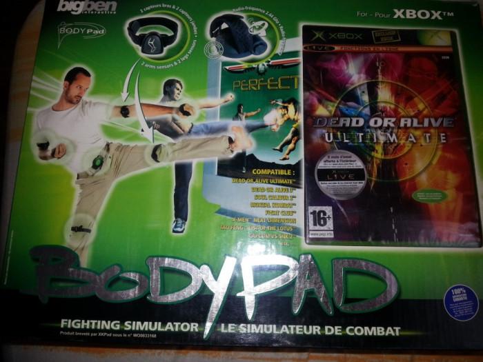 BigBen Body Pad - Fighting Simulator lupta nou + JOC COMPATIBIL nou