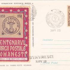 bnk fil Plic ocazional Centenarul marcii postale romanesti