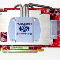 PLACA VIDEO SAPPHIRE Ultimate Edition Radeon HD 3850 512MB GDDR3, 256-Bit - Placa video PC Sapphire, PCI Express, Ati