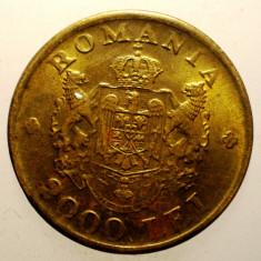 2.403 ROMANIA MIHAI I 2000 LEI 1946 XF - Moneda Romania, Alama