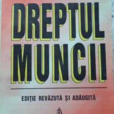 Dreptul Muncii - Sanda Ghipmu, Alexandru Ticlea, 402051 - Carte Drept penal