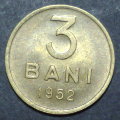 3 bani 1952 2 UNC - Moneda Romania