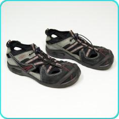 DE FIRMA → Pantofi de vara, piele, comozi-usori-practici, ECCO → baieti | nr. 35 - Pantofi copii Ecco, Culoare: Din imagine, Piele naturala