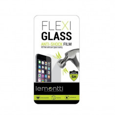 Folie protectie Lemontti Flexi-Glass pentru LG K4 - Accesoriu Protectie Foto