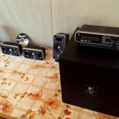 Sistem sunet Logitech Z-5450 - Sistem Home Cinema