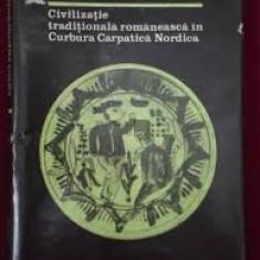 Nicolae dunare civilizatia traditionala romaneasca - Carte Sociologie