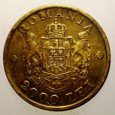 2.404 ROMANIA MIHAI I 2000 LEI 1946 - Moneda Romania, Alama