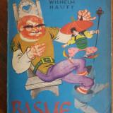 Basme - Wilhelm Hauff / Livia Rusz / C00P - Carte de povesti