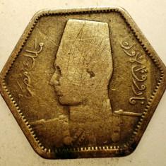 2.397 EGIPT FAROUK 2 PIASTRES 1944 ARGINT 2, 7g, Africa