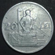 20 lei 1951 9 - Moneda Romania