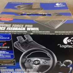 Volan Logitech Driving Force PRO - PS2 - PS3