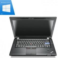 Laptop Refurbished Lenovo ThinkPad L420, i3-2310M, Win 10 Pro - Laptop Lenovo, Intel Core i3