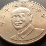 Moneda 10 Yuan - TAIWAN *cod 4876 a.UNC, Asia