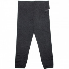 Colanti CALVIN KLEIN Performance - Pantaloni Sport Dama, Femei - 100% AUTENTIC - Pantaloni dama Calvin Klein, Marime: M, Culoare: Gri, Trei-sferturi, Bumbac