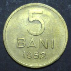 5 bani 1952 5 aUNC UNC - Moneda Romania