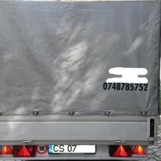 Remorca 2000kg an 2007 - Utilitare auto