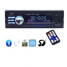 Casetofon,Mp3 player auto cu Bluetooth,SD,USB,AUX,- Nou