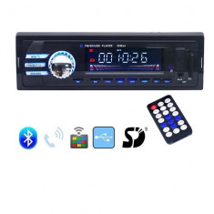 Casetofon, Mp3 player auto cu Bluetooth, SD, USB, AUX, - Nou - CD Player MP3 auto