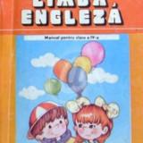 Limba engleza. Manual pentru clasa a IV-a - Carte in engleza