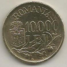 ROMANIA MIHAI I 10.000 10000 LEI 1947 [3] XF+, livrare in cartonas - Moneda Romania, Cupru-Nichel
