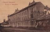 CARTE POSTALA Udvozlet Szarvasrol ~ Ag.hitv.ev.fogymnazium ~, Necirculata, Printata, Arad