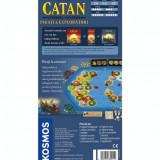 Catan extensie Pirati si Exploratori 5-6 jucatori