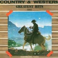 Country and Western - Greatest Hits III (Vinil) - Muzica Folk