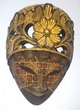 Masca lemn Venetia 25x15 cm