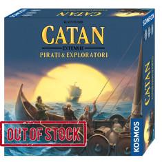 Extensie Catan pirati si Exploratori - Joc board game