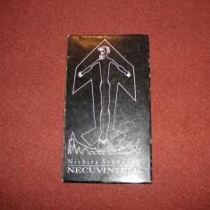 Nichita Stanescu - Necuvintele (Ed. Princeps 1969 - desene Mihai Sanzianu) - Carte poezie