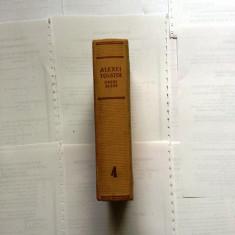 Opere alese volumul 4 iv de alexei tolstoi 1954 cartonata