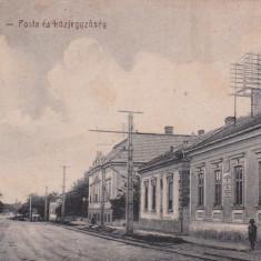 CARTE POSTALA VILAGOS \ SIRIA, Arad ~ Posta es kozjegyzoseg - Carte Postala Crisana 1904-1918, Necirculata, Printata