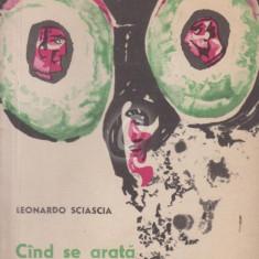 Cand se arata cucuveaua - un roman despre mafie - Carte in italiana